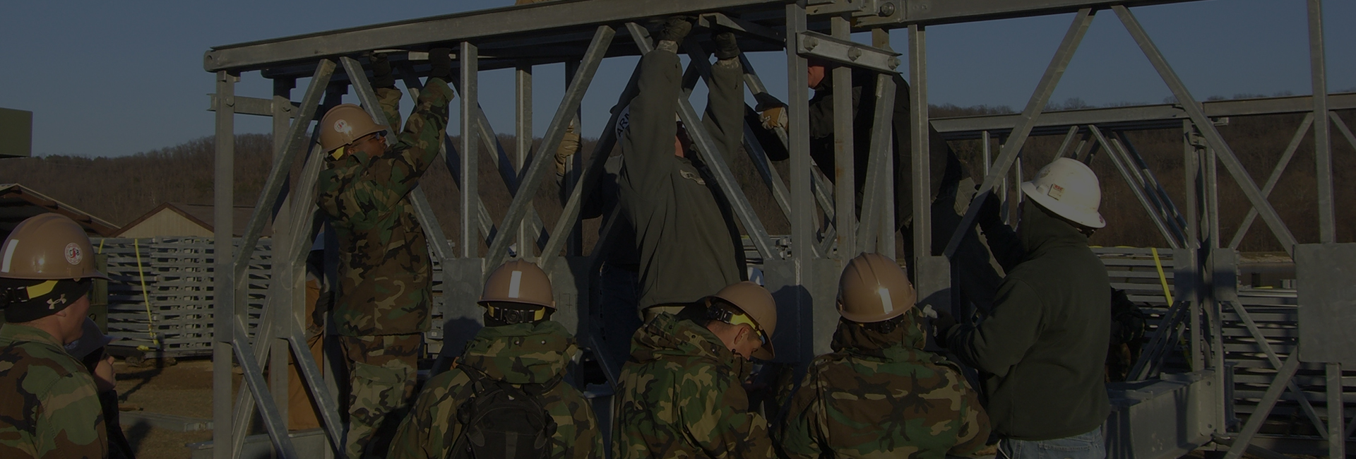 Prefabricated Modular Military Wet Gap Bridge - 02