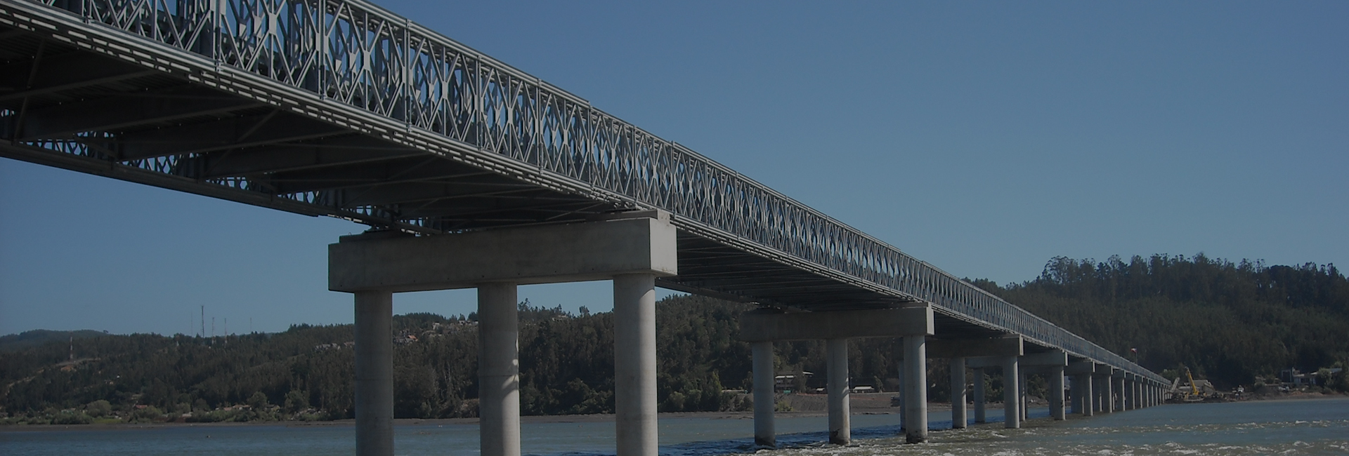 Long-Span Prefabricated Modular Permanent Bridge