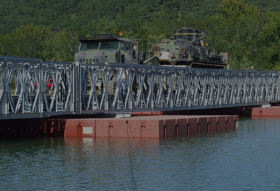 Military Prefabricated Modular Bridge