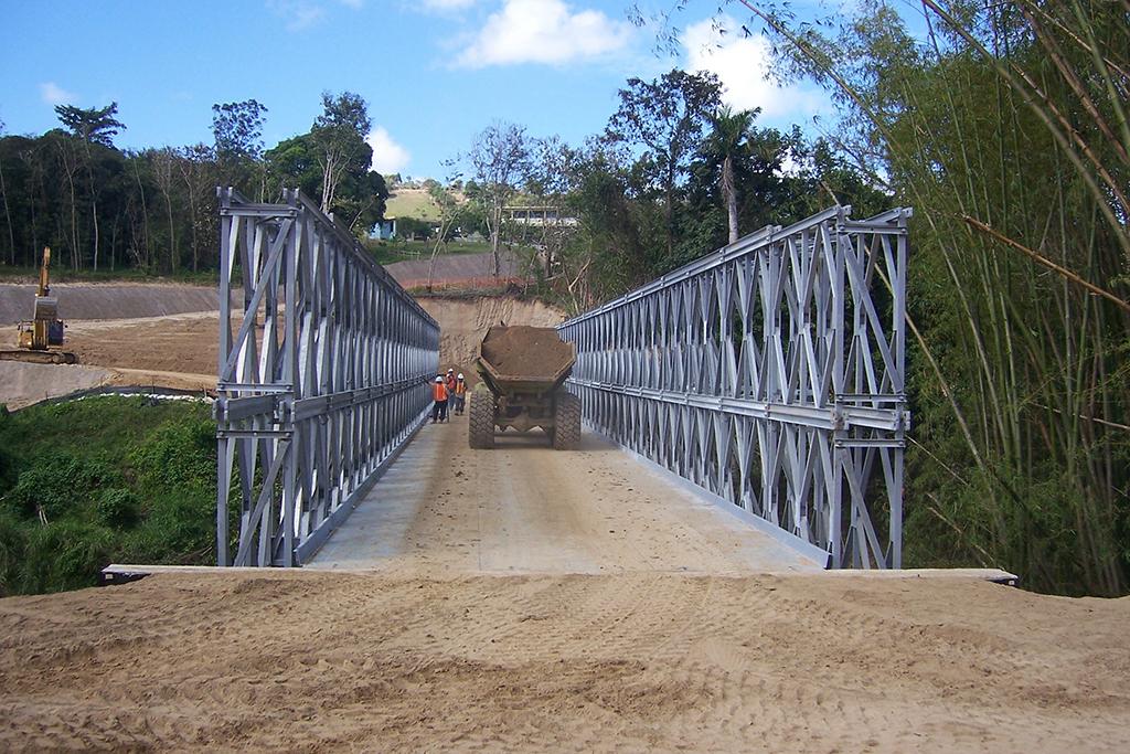 Heavy Haul Modular Bridge