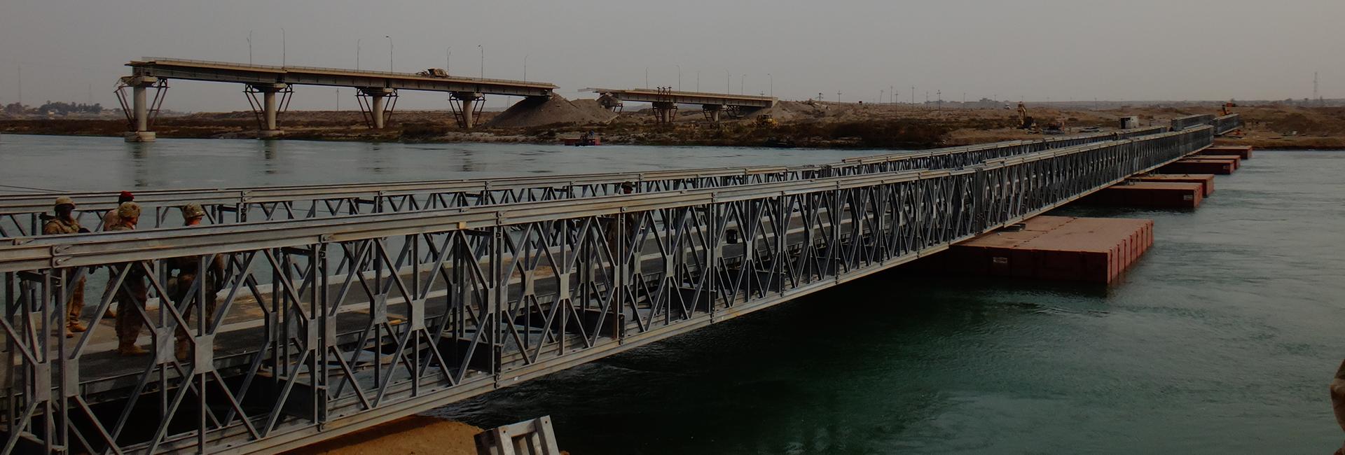 Military Modular Bridge