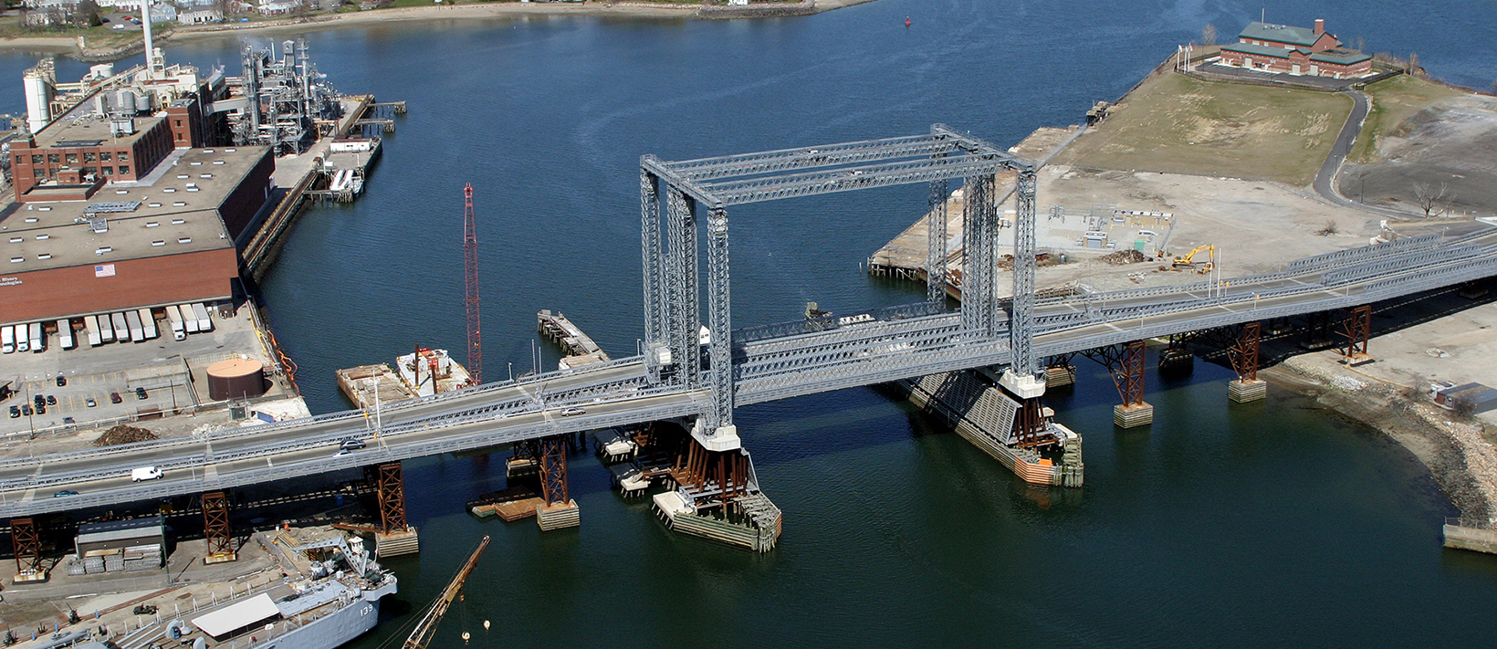Modular Movable Bridge