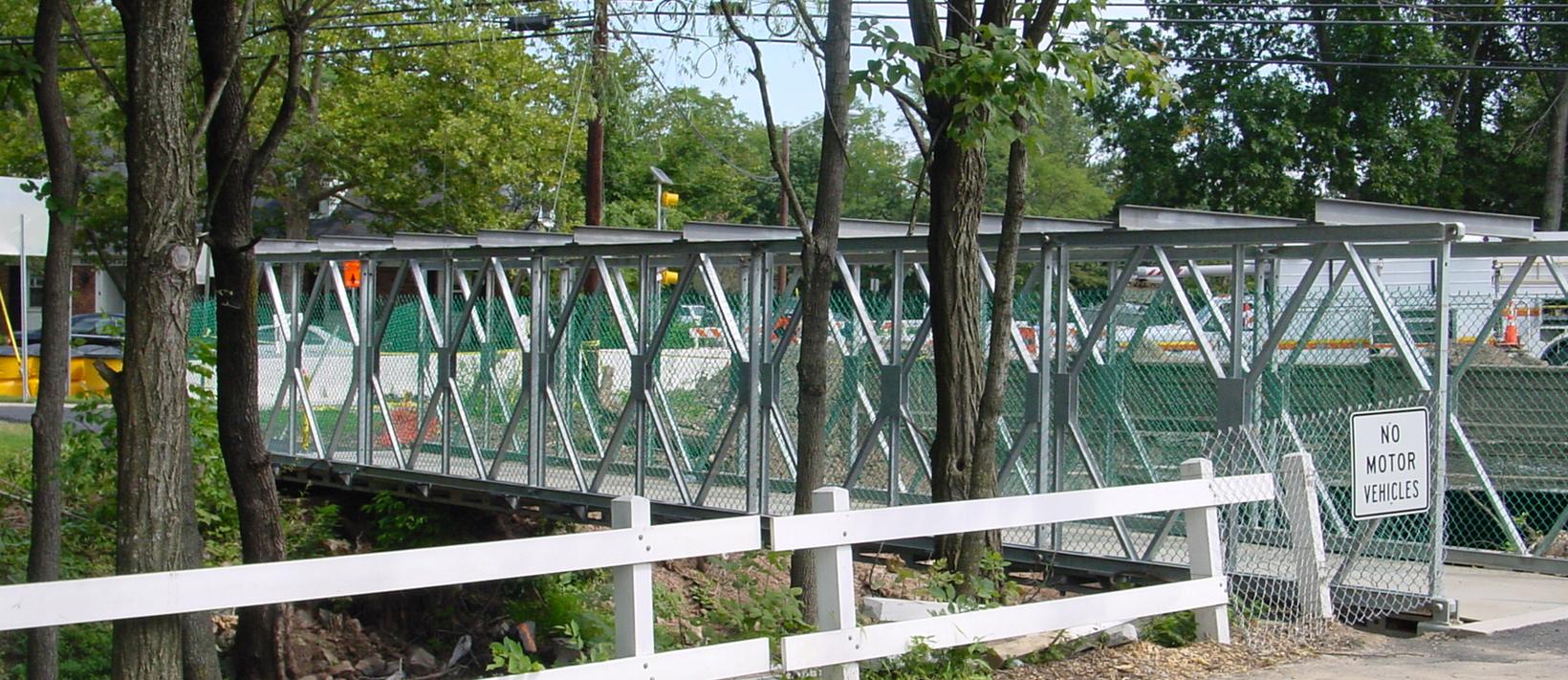 Pedestrian Modular Bridge
