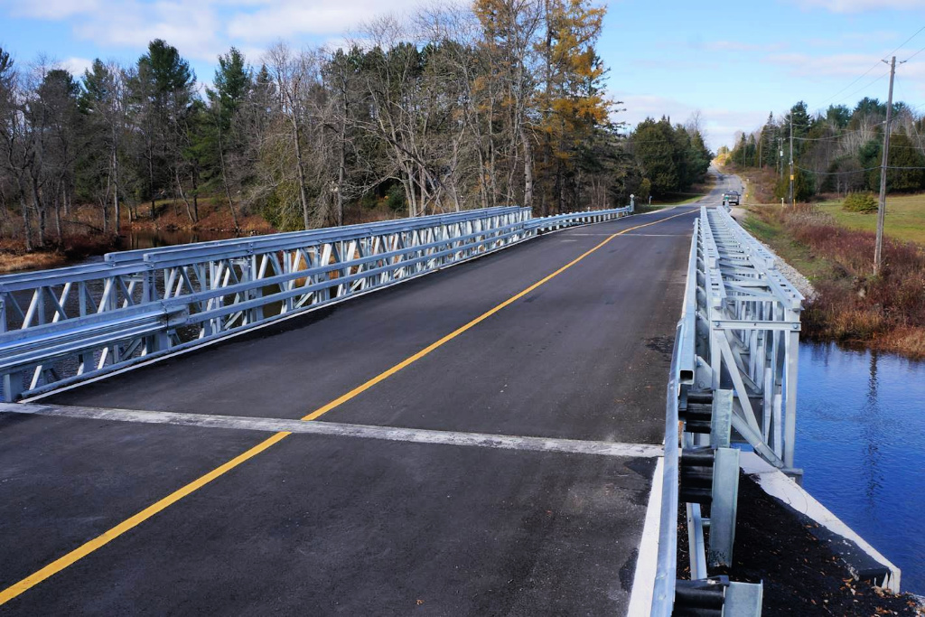 Acrow Vehicular Bridge