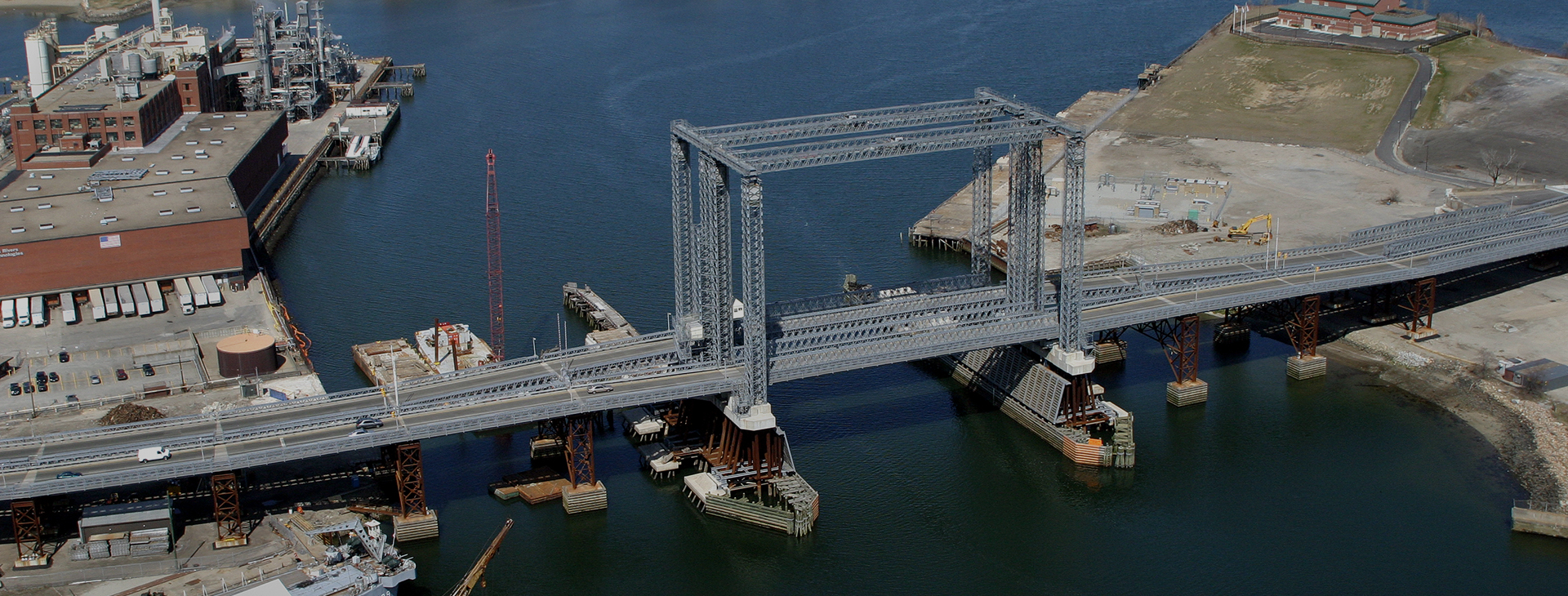 Acrow Movable Modular Bridges