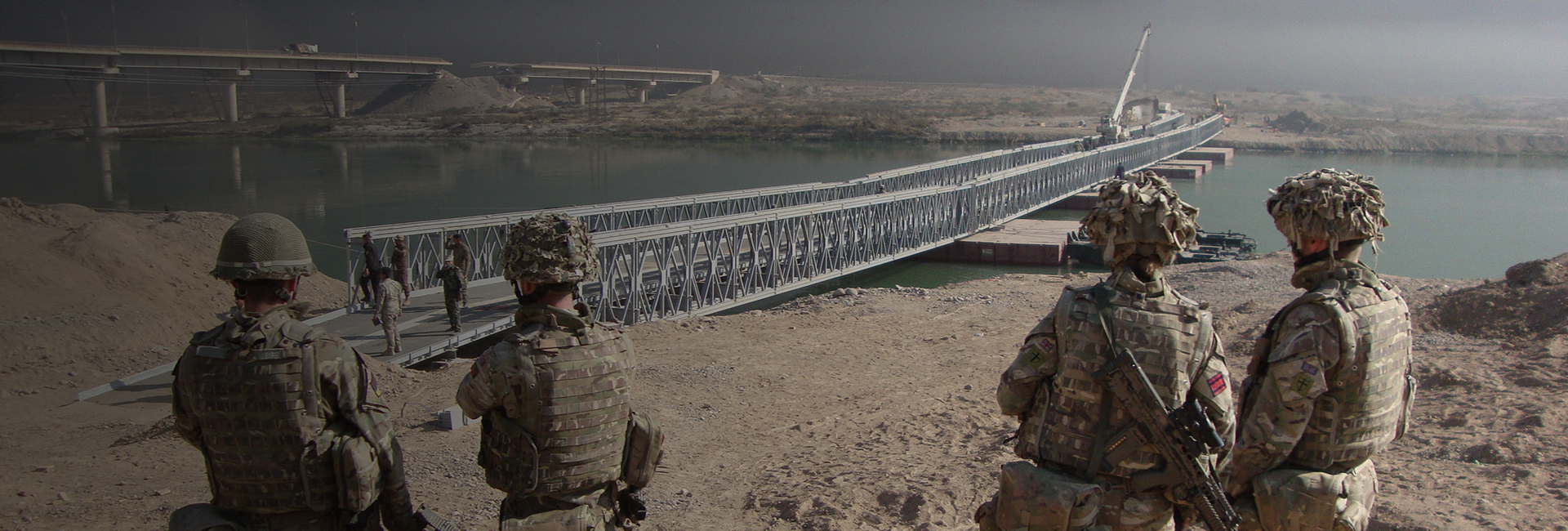 Acrow Military Bridges