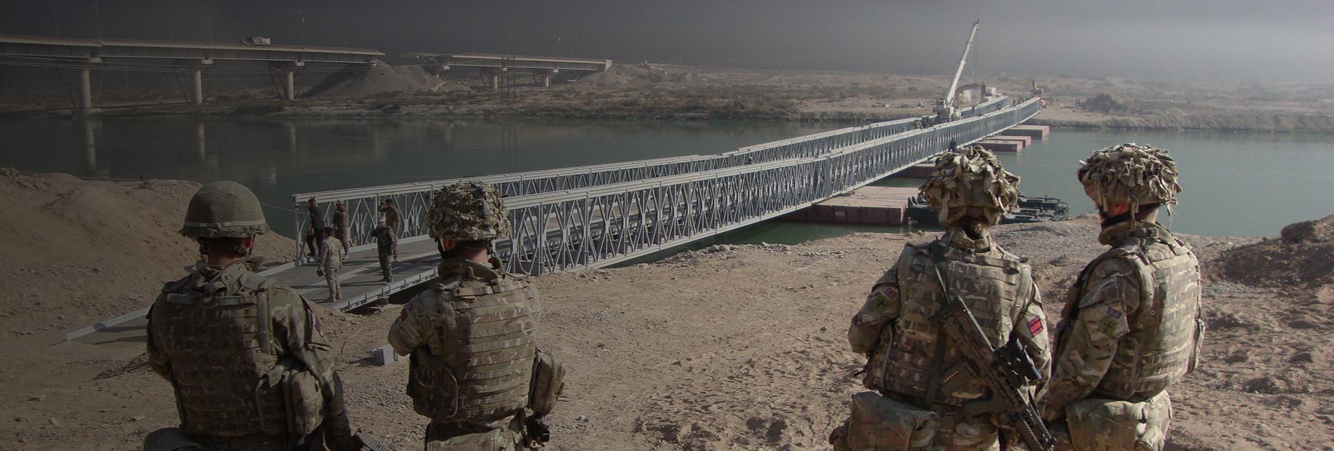 Acrow Military Bridges