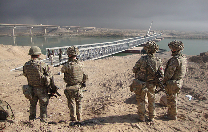 Acrow Military Modular Bridges