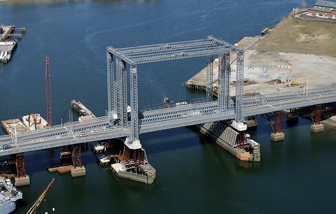 Acrow Movable Modular Bridges