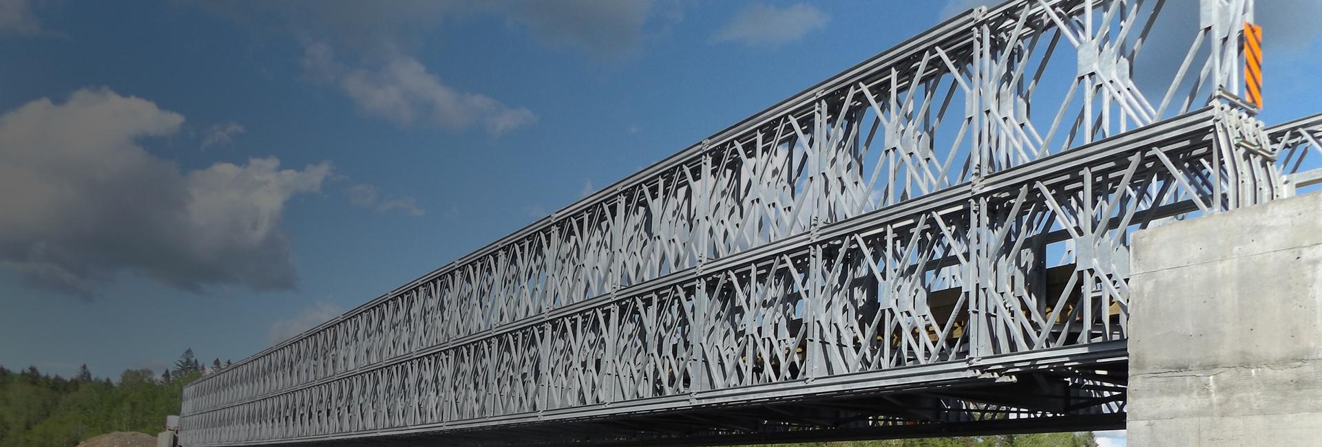 Acrow Permanent Bridges
