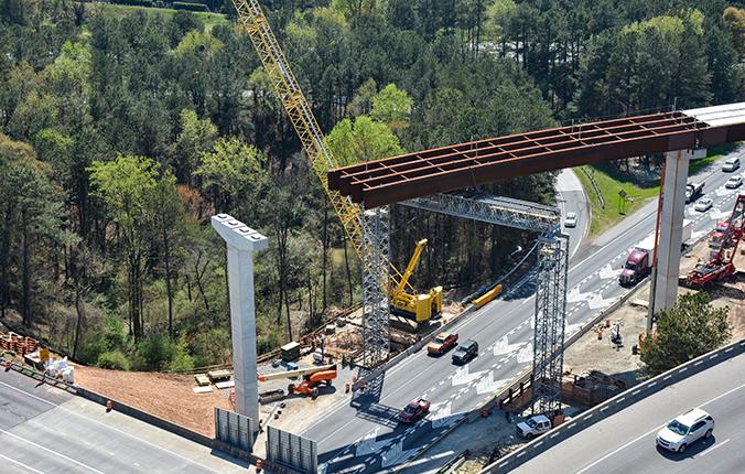 Acrow Bridge Shoring Systems