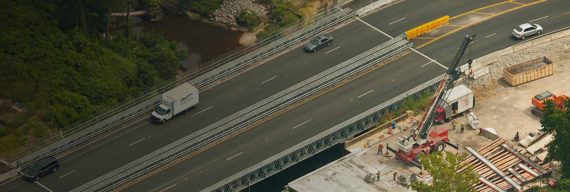 Acrow Temporary Bridges