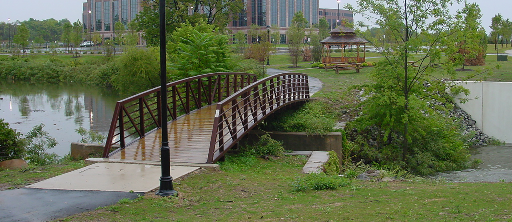 Acrow Pedestrian Bridges